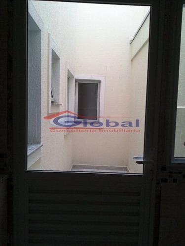 venda apartamento - parque oratório - santo andré - gl37057