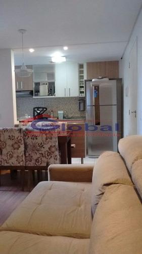 venda apartamento - planalto - são bernardo do campo - gl37899