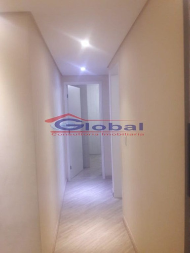 venda apartamento - pq. são vicente - mauá - gl39292
