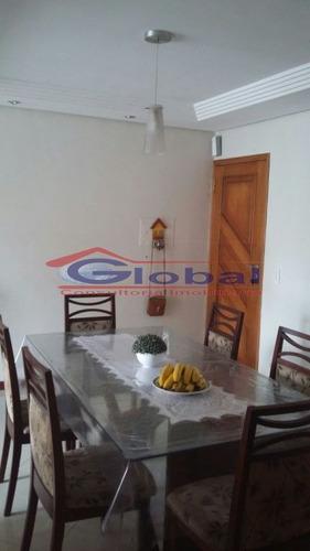 venda apartamento - pq. terra nova - sbc - gl38447