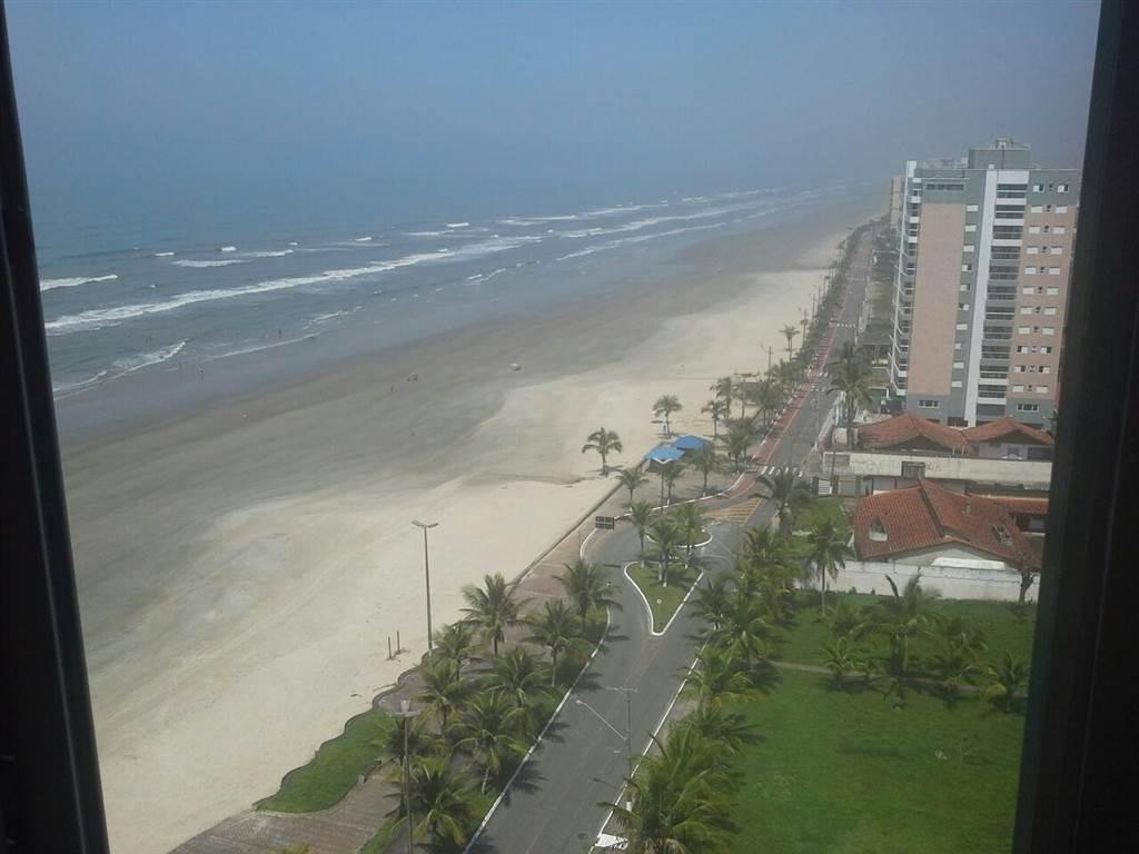 venda apartamento praia grande sp - cef424