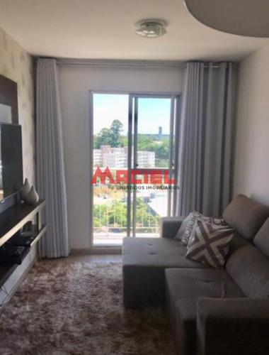 venda - apartamento - residencial flamboyant - sao jose dos  - 1033-2-75997