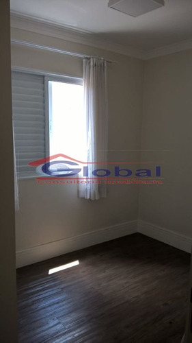 venda apartamento - santa paula - scs - gl38762