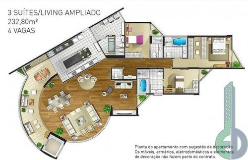 venda apartamento santo andré  brasil - edi0278