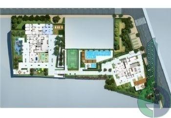 venda apartamento santo andré  brasil - edi0348