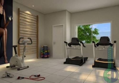 venda apartamento santo andré  brasil - edi0425