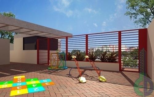 venda apartamento santo andré  brasil - edi0641
