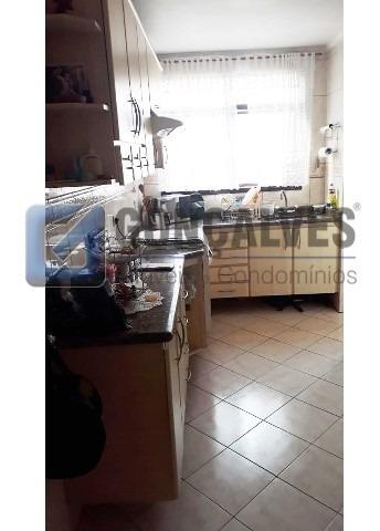 venda apartamento santo andre vila alzira ref: 137174 - 1033-1-137174