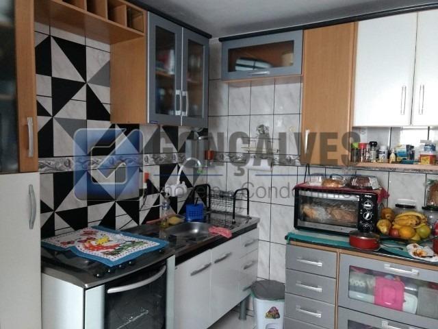 venda apartamento santo andre vila camilopolis ref: 135920 - 1033-1-135920