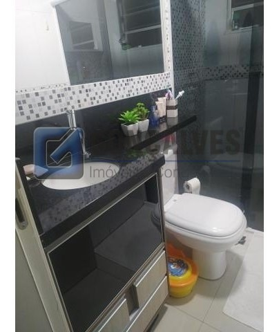 venda apartamento santo andre vila homero thon ref: 137385 - 1033-1-137385