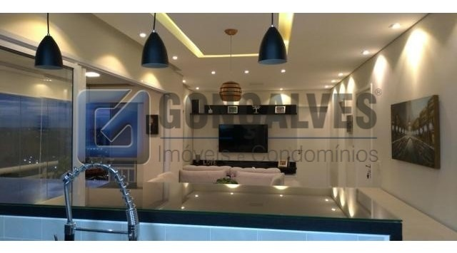 venda apartamento santo andre vila homero thon ref: 138448 - 1033-1-138448