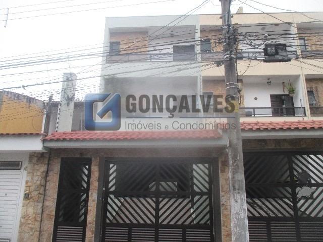 venda apartamento santo andre vila valparaiso ref: 136465 - 1033-1-136465
