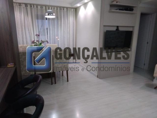 venda apartamento santo andre vila valparaiso ref: 138285 - 1033-1-138285