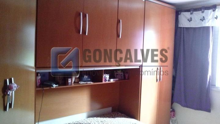 venda apartamento sao bernardo do campo baeta neves ref: 114 - 1033-1-114675