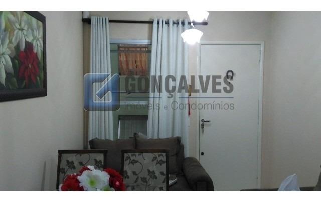 venda apartamento sao bernardo do campo baeta neves ref: 137 - 1033-1-137166