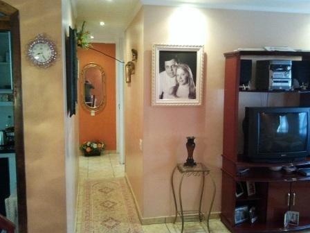 venda apartamento sao bernardo do campo demarchi ref:2265 - 1033-2265