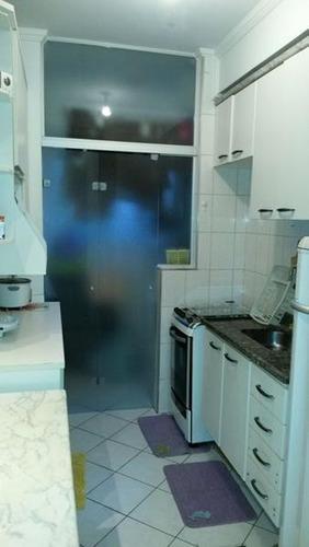 venda apartamento sao bernardo do campo demarchi ref:6406 - 1033-6406