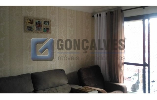 venda apartamento sao bernardo do campo jardim iraja ref: 54 - 1033-1-54632