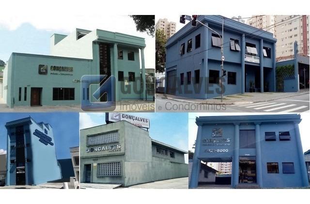 venda apartamento sao bernardo do campo pauliceia ref: 13713 - 1033-1-137134