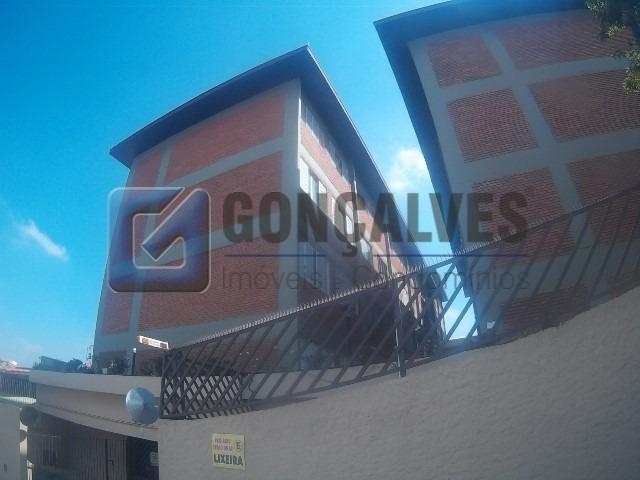 venda apartamento sao bernardo do campo pauliceia ref: 52265 - 1033-1-52265