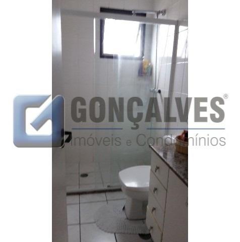 venda apartamento sao bernardo do campo vila caminho do mar  - 1033-1-133508