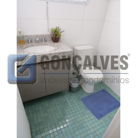 venda apartamento sao bernardo do campo vila caminho do mar  - 1033-1-135802