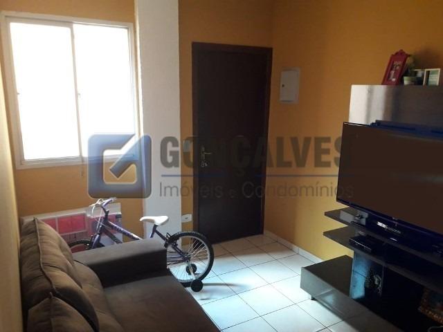 venda apartamento sao bernardo do campo vila euro ref: 13415 - 1033-1-134156