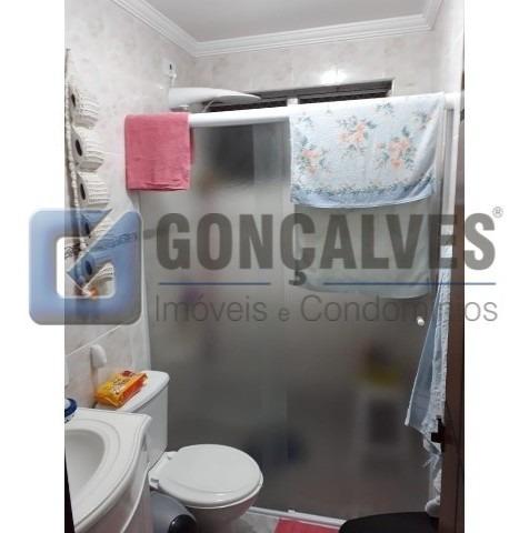 venda apartamento sao bernardo do campo vila marchi ref: 136 - 1033-1-136085