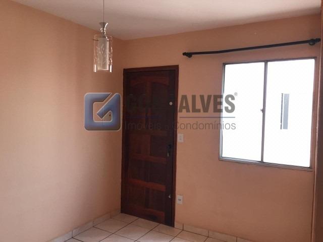 venda apartamento sao bernardo do campo vila marchi ref: 760 - 1033-1-76013