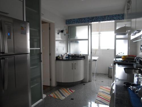 venda apartamento sao caetano do sul barcelona ref: 3389 - 1033-3389