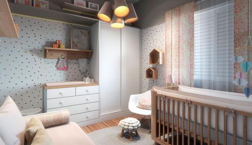 venda apartamento sao jose do rio preto jardim das vivendas  - 1033-1-764276