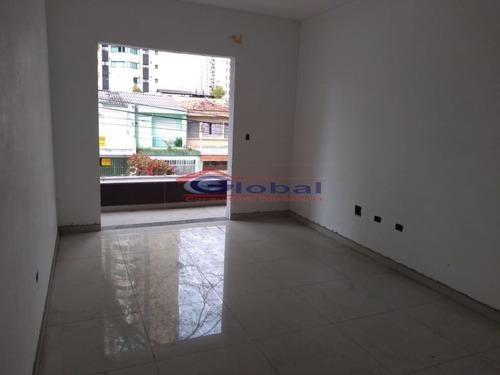 venda apartamento sem condomínio - b. jardim - santo andré - gl39296