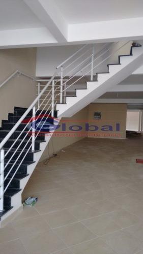 venda apartamento sem condomínio - campestre - santo andré - gl36514