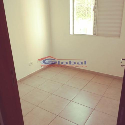 venda apartamento sem condomínio - jd, las vegas - santo andré - gl38996