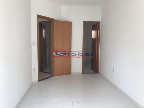 venda apartamento sem condomínio - santa maria - santo andré - gl39116