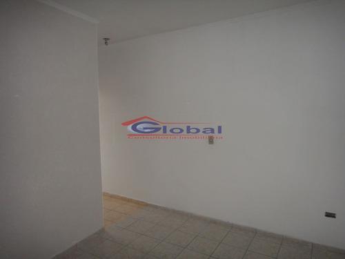 venda apartamento sem condomínio - v. camilópolis - santo andré - gl38596