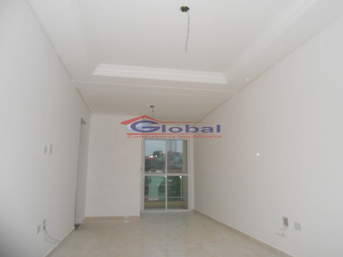 venda apartamento sem condomínio - v. claudio - santo andré - gl38787