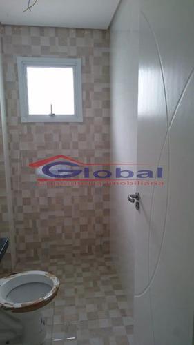 venda apartamento sem condomínio - v. valparaíso - santo andré - gl38180