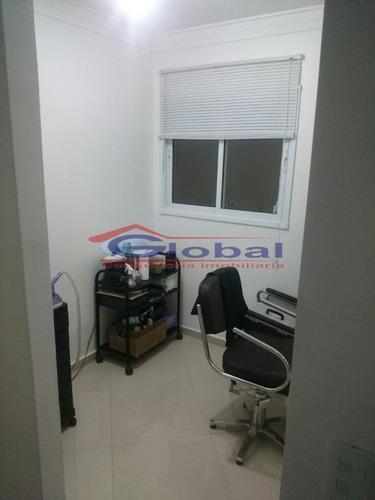 venda apartamento sem condomínio - vila pires - santo andré - gl38206