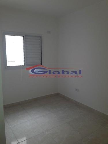 venda apartamento sem condomínio - vila pires - santo andré - gl38404