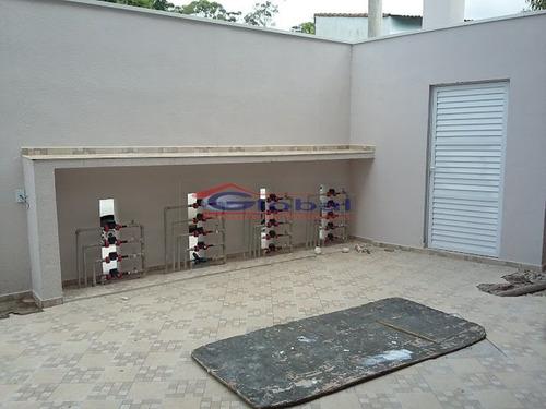 venda apartamento sem condomínio - vila tibiriçá - santo andré - gl35177