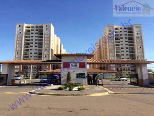 venda - apartamento - são manoel - americana - sp - 2244ar