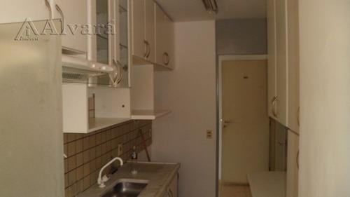 venda apartamento são paulo parque maria domitila - a1633
