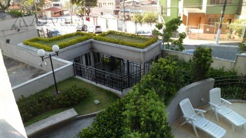 venda apartamento são paulo parque maria domitila - a2050