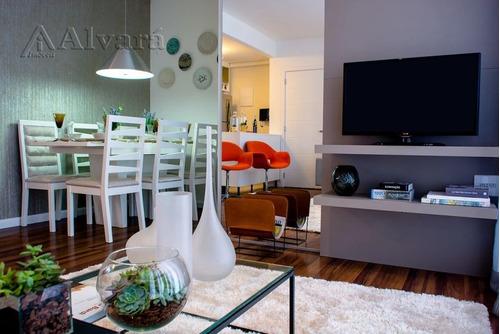 venda apartamento são paulo vila pereira barreto - a808