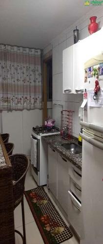 venda apartamento (térreo) 2 dorms parque cecap guarulhos r$ 250.000,00