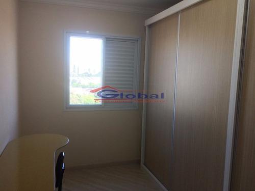 venda apartamento - utinga - santo andré - gl38178