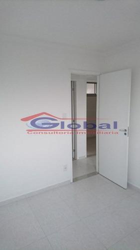 venda apartamento - utinga - santo andré - gl38419