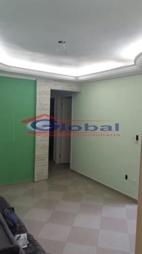 venda apartamento - v. eldízia - santo andré - gl39085
