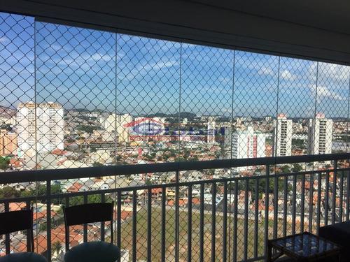 venda apartamento - v. lusitânia - sbc - gl38901
